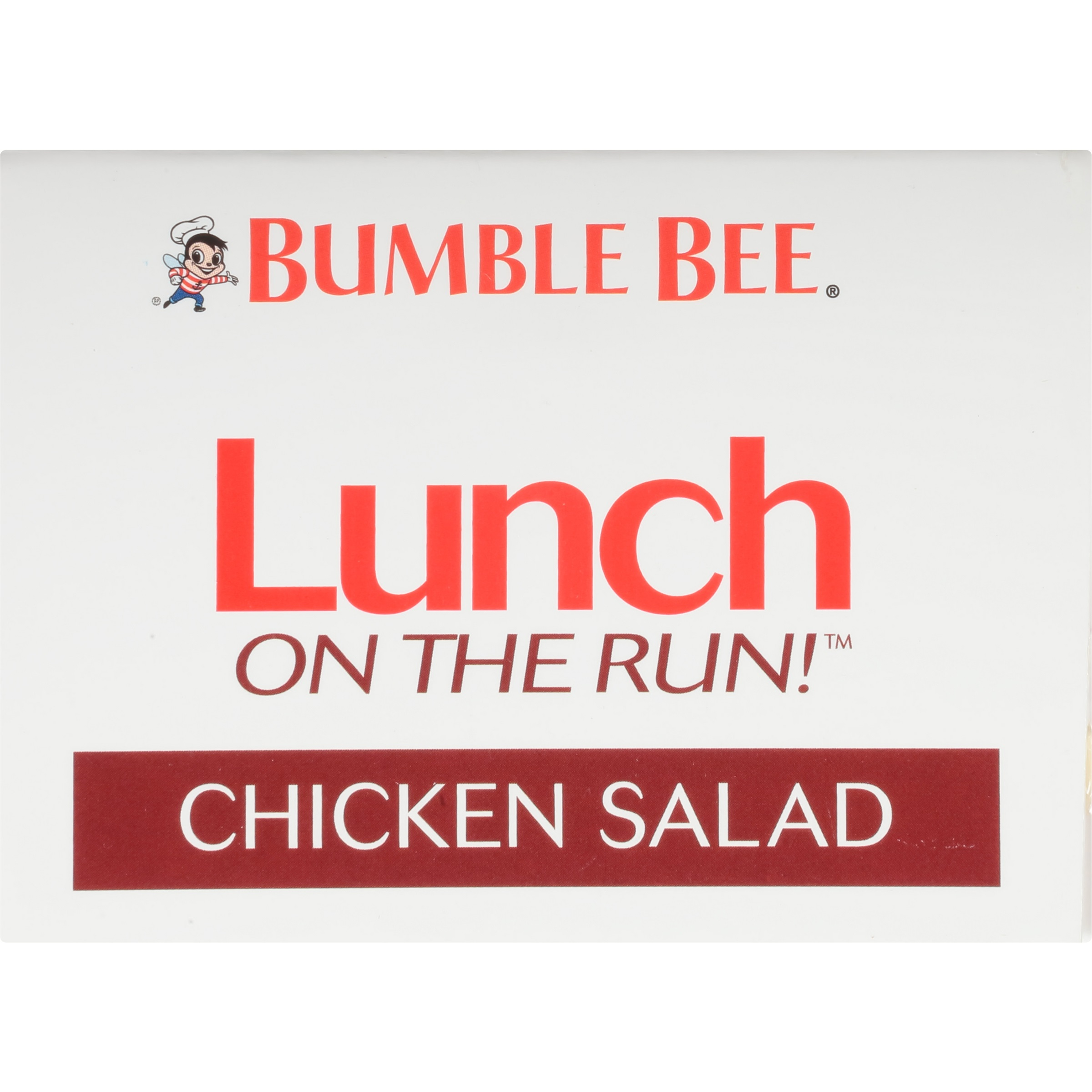 Bumble Bee Lunch on the Run! Chicken Salad with Crackers, Good ...