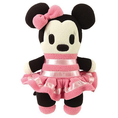 Disney Mickey Mouse Pook-a-Looz Minnie Mouse Plush Doll by