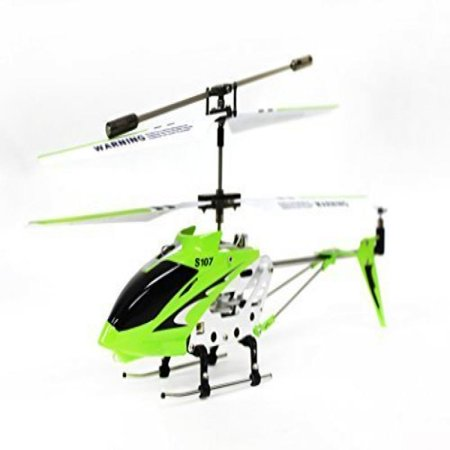 Syma S107G 3 Channel RC Radio Remote Control Helicopter with Gyro -