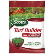 Scotts Turf Builder Winterguard Fall Lawn Food, 12.5 lb., For All Grass Types