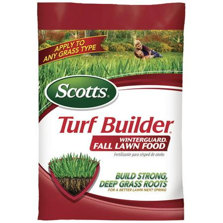 Scotts Turf Builder Winterguard Fall Lawn Food, 12.5 lbs