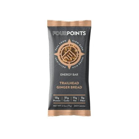 Fourpoints Bar Trailhead