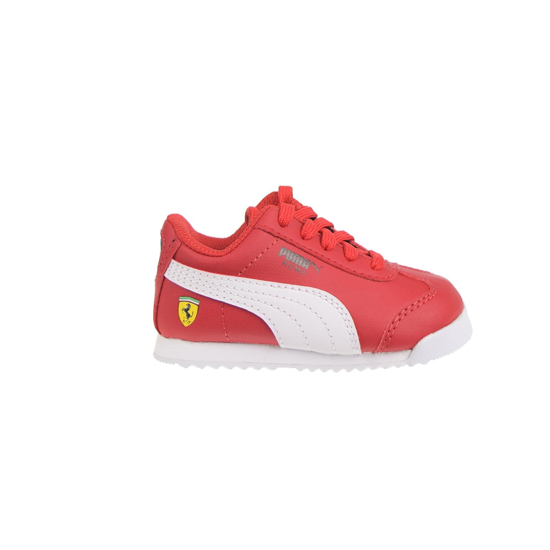 PUMA - Puma Scuderia Ferrari Roma Toddlers' Shoes Rosso Corsa/White/Black 365237-09 - Walmart ...