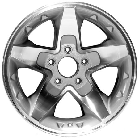 New OE Style Aluminum 16x8 Wheel Fits 2001-2004 Chevy, GMC S10, S15 & Sonoma