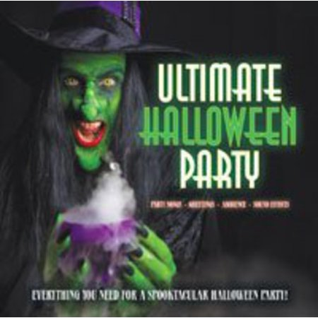 Ultimate Halloween Party Collection (Welcome To Our Halloween Party)