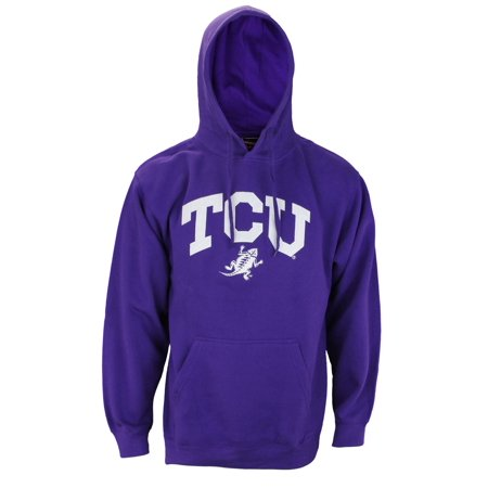 Genuine Stuff NCAA College Men's TCU Horned Frogs Team Pullover Sweatshirt