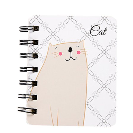 dzt1968 children cute animal paper blank page notebook note book