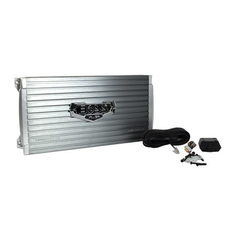 NEW BOSS AR1600.2 1600W 2-Channel Car Audio Amplifier Power Amp + Remote AR16002 2 Channel Power Amp