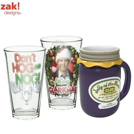 National Lampoon Christmas Vacation Coffee Mug & Pint Glasses (Christmas Mugs)
