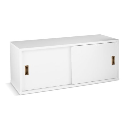 - Better Homes & Gardens Ludlow Sliding Door Storage Cabinet