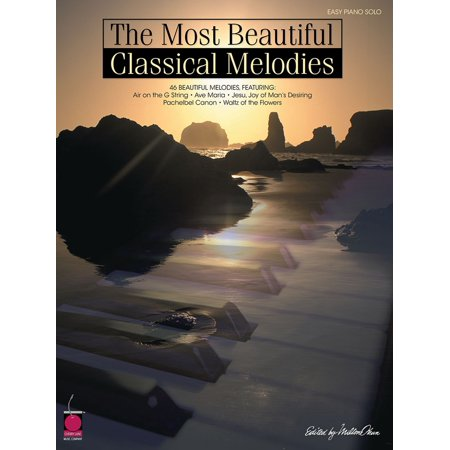 The Most Beautiful Classical Melodies (Songbook) - eBook