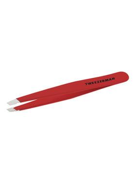 Tweezerman Slant Tweezer, Signature Red