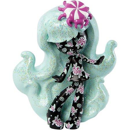 Monster High Vinyl Twyla Figure (Chase Variant) - Twyla From Monster High