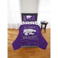 "NCAA Kansas State Wildcats ""Affiliation"" Twin/Full Comforter"