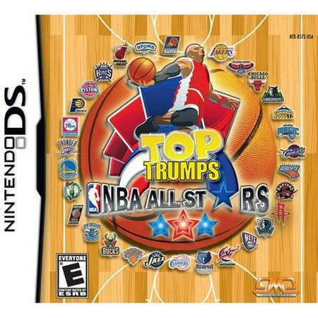 Top Trumps NBA All Stars - Nintendo DS - Nba All Star Basketball Game