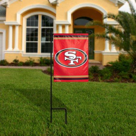 San Francisco 49ers WinCraft Garden Flag - No