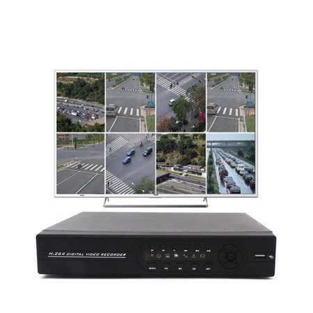Ktaxon 8 Channel Digital Network Video Recorder 960H For CCTV Security Camera without Hard Drive Disk