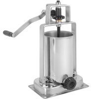 XtremepowerUS Vertical Sausage Stuffer Maker Stainless Steel 2L/5lbs Pound Capacity Meat Filler