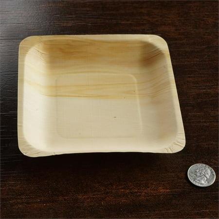 Biodegradable Paper Plates (BalsaCircle 25 pcs 5.6