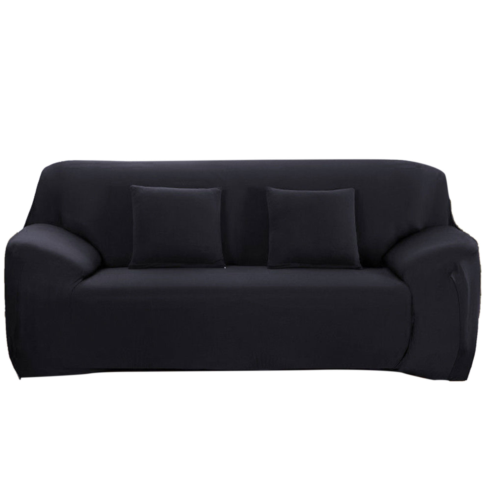 Super Soft Fabric Slipcover Couch Cover 2 Seater Couch
