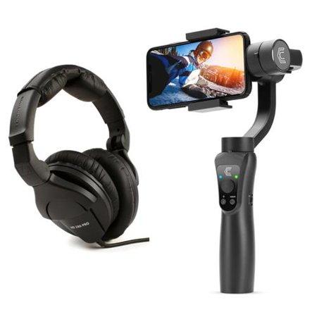 sennheiser hd 280 pro closed around the ear monitoring headphones clar smart gimbal for. Black Bedroom Furniture Sets. Home Design Ideas