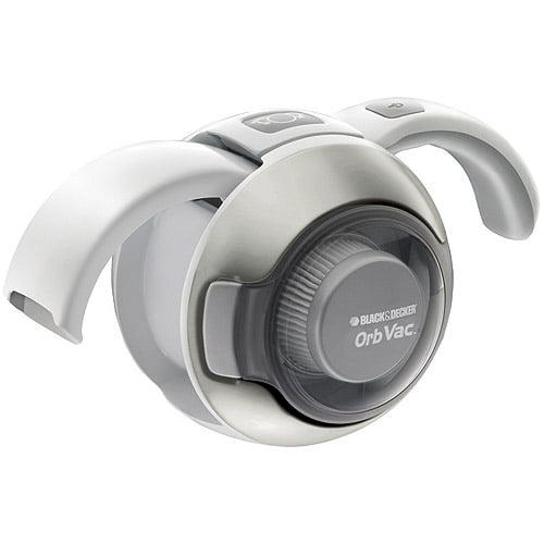 Black & Decker Bagless 4.8V Orb Vacuum, ORB4810G-CA