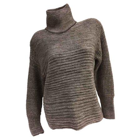 Simply Vera Vera Wang Women's Funnel Neck Sweater