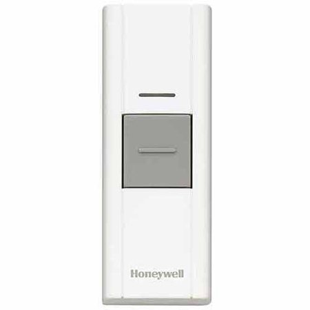 Wireless Bell Push, White