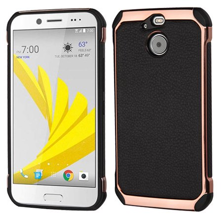 For HTC Bolt Astronoot Hard Silicone Armor Phone Protector Impact Case Cover