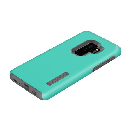 Incipio DualPro Case for Samsung Galaxy S9+ - Turquoise / Charcoal