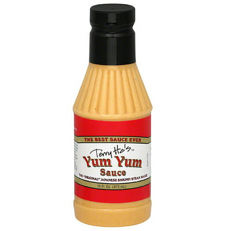 Terry Ho's Yum Yum Sauce, 16 fl oz, (Pack of 6)