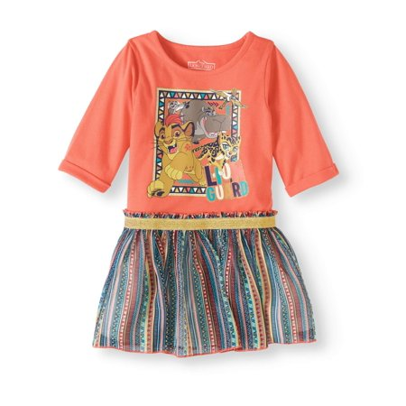 Lion Guard Toddler Girls' Dress