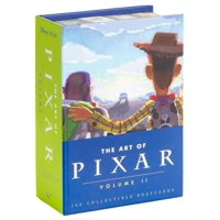 The Art of Pixar, Volume II : 100 Collectible Postcards