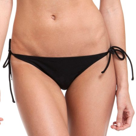e403d7504849b Op - Juniors Classic String Bikini Bottom - Walmart.com