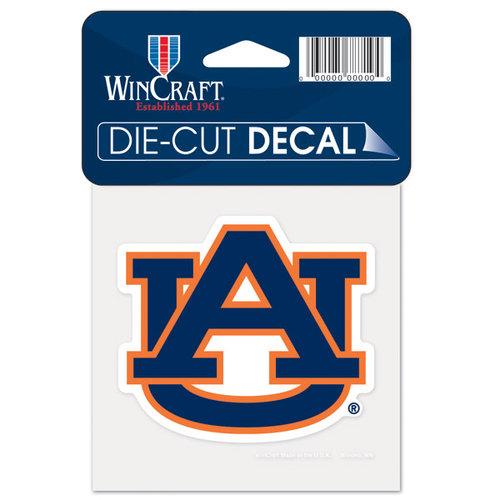 NCAA - Auburn Tigers 4x4 Die Cut Decal