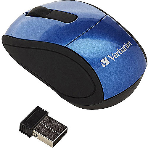 Verbatim Wireless Mini Travel Mouse