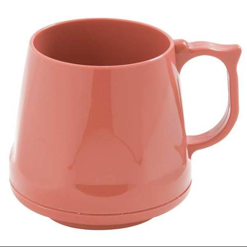 CARLISLE DINEX DX400056 Mug, Insulated, Mauve, PK 48