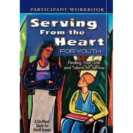 Serving from the Heart for Youth Student : Finding Your Gifts and Talents for Service - Cute Halloween Gifts For Students