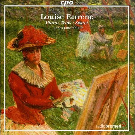 L. Farrenc - Louise Farrenc: Piano Trios, Sextet [CD]