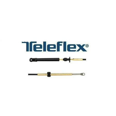 8' Teleflex OMC Johnson Evinrude Throttle Shift Engine Control Cable CC20508 (Teleflex Morse Controls)