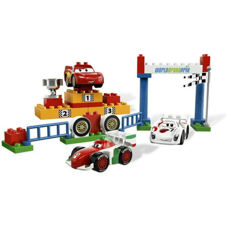 Lego Duplo Disney Cars Exclusive Limited Edition Set 5839 World