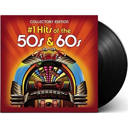 #1 Hits of the 50s & 60s (Vinyl)](The Roaring 50s)