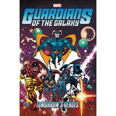 Guardians of the Galaxy: Tomorrow's Heroes