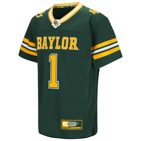 Youth Hail Mary Baylor University Bears Football Jersey College Football Team Helmets