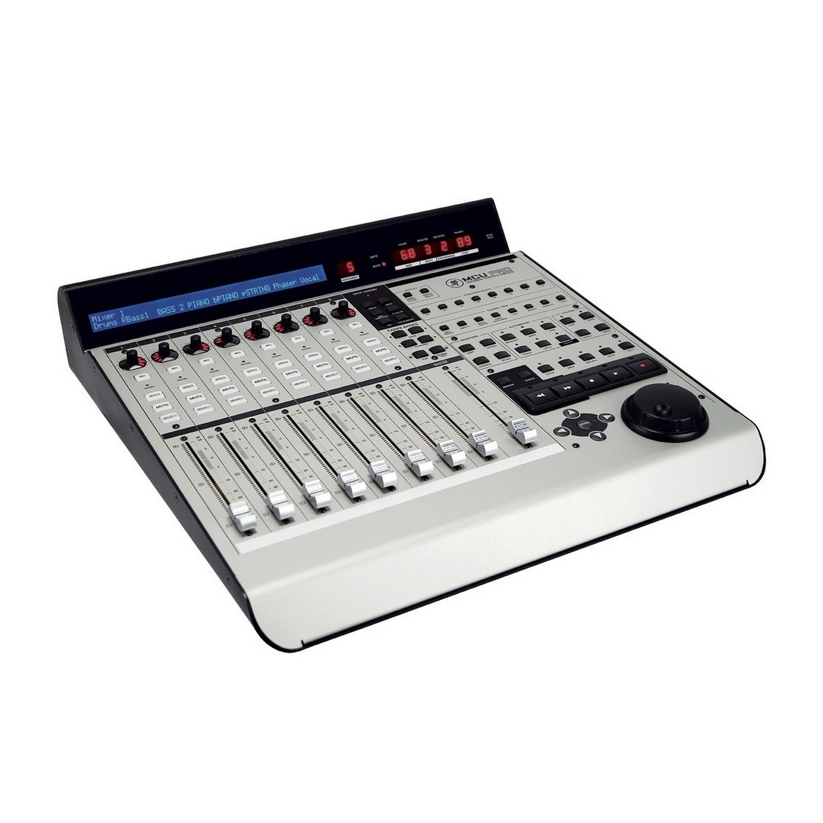 Mackie MCU PRO | 8 Channel Control Surface with USB by