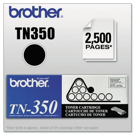 Brother TN350 Toner, Black