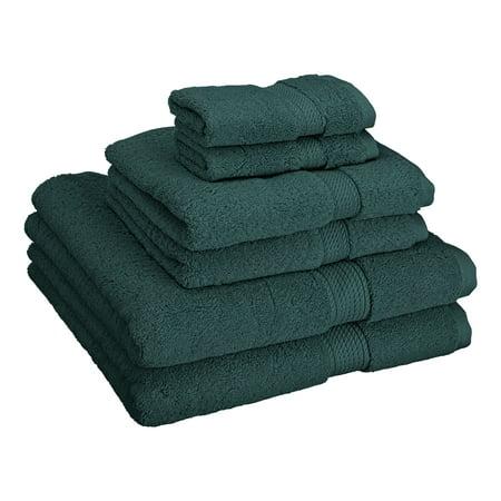 Superior 900Gsm Egyptian Quality Cotton 6 Piece Towel Set