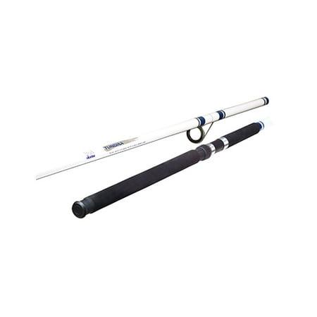 Cross Water Fly Rod - Okuma Tundra Saltwater Spinning Rod 12' Length, 2pc, 10-30 lb Line Rate, 1-5 oz Lure Rate, Medium/Heavy Power