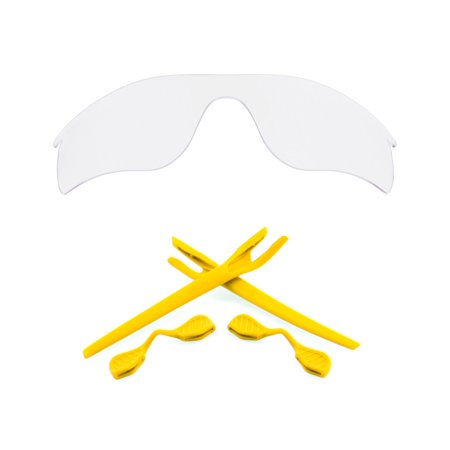 d2766920a2 Radar EV Path Replacement Lenses Accessories Kit Clear Yellow by SEEK fit  OAKLEY - Walmart.com