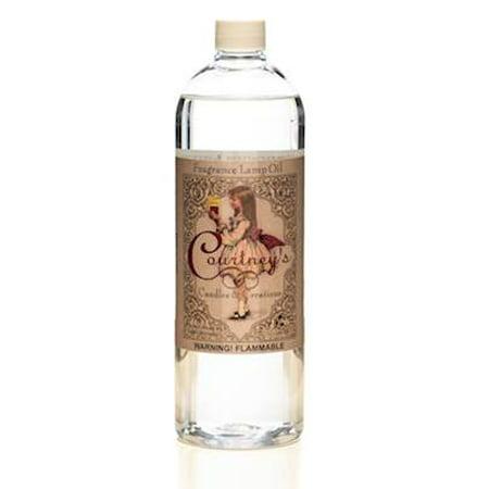 LITER - 33.5 oz Courtneys Fragrance Lamp Oils - MIDNIGHT (Mens Midnight Oil)
